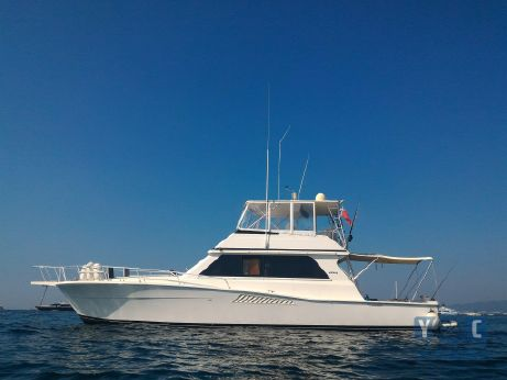 1991 Viking Yachts Viking 53 Convertible