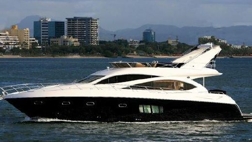2009 Sunseeker Manhattan 70