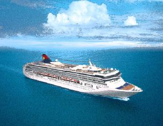 1993 Cruise Ship, 1750 Passengers -Stock No. S2447