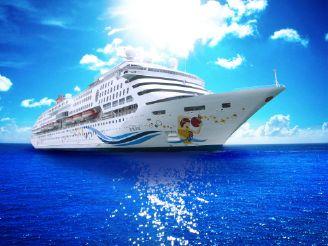 1993 Cruise Ship, 1750 Passengers -Stock No. S2447
