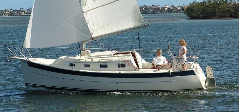 2020 Seaward 26RK Sail Boat For Sale - www yachtworld com