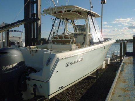 2013 Sailfish 270 CC