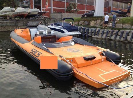 2008 Sacs Strider 12 ESSE R