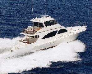 2003 Ocean Yachts Odyssey Motor Yacht