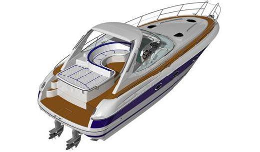 2004 Bavaria Motor Boats BMB 37