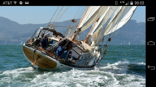 1929 Classic Wooden Schooner William Hand design