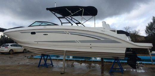 2015 Sea Ray 290 Sun Deck
