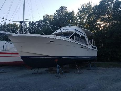 1986 Chris-Craft Catalina
