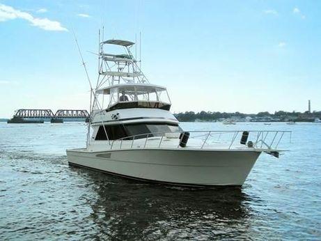 1991 Viking Yachts Convertible