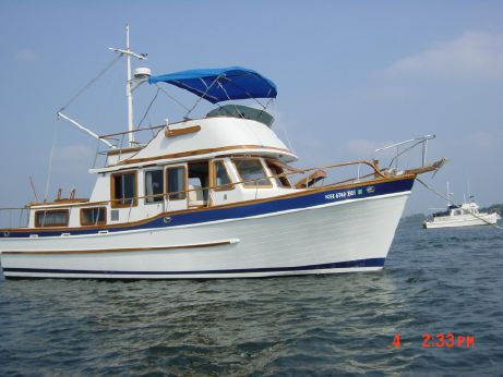 1978 Universal Litton Double Cabin Trawler