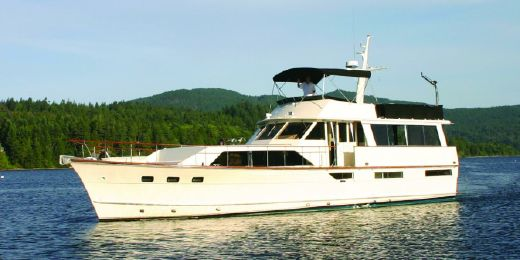 1975 Pacemaker 62 Motor Yacht