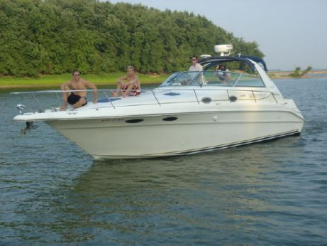 1999 Sea Ray 330 Sundancer - FRESH WATER (JSS)