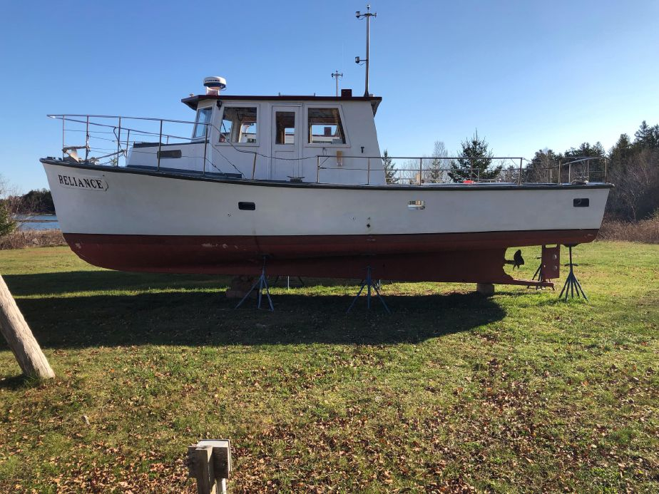1971 REPCO 37 Downeast Power Boat For Sale - www yachtworld com