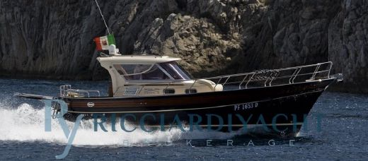 2007 Aprea Fratelli Sorrento 36 Hard Top
