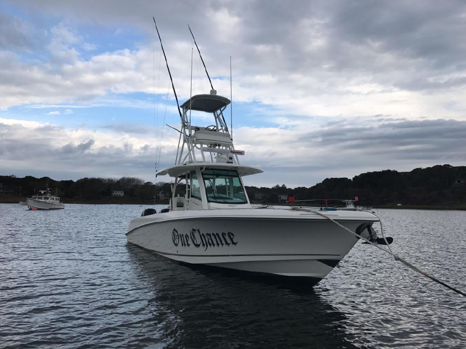 2014 Boston Whaler 350 Outrage Power Boat For Sale - www yachtworld com