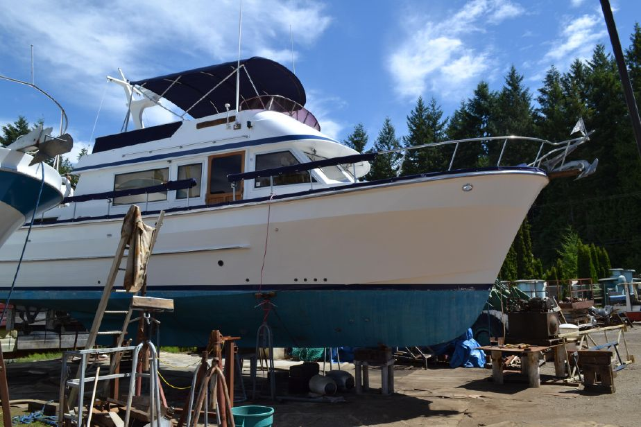 1985 chb trawler