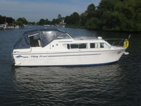2006 Viking Boats widebeam 26