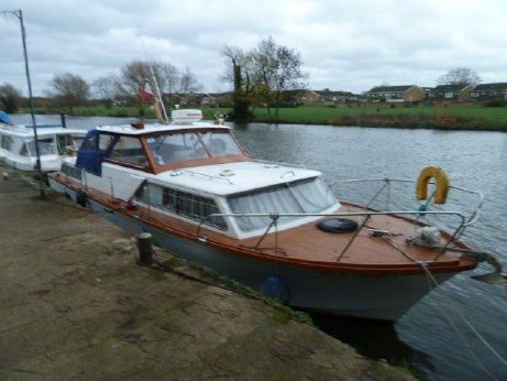 1969 Storebro Royal 34 Baltic
