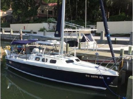 1999 Rhodes Sailboat By: General Boats 22'