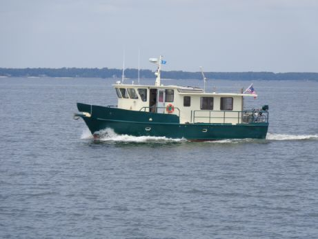 1991 Custom Trawler BEAUTIFULLY MAINTAINED