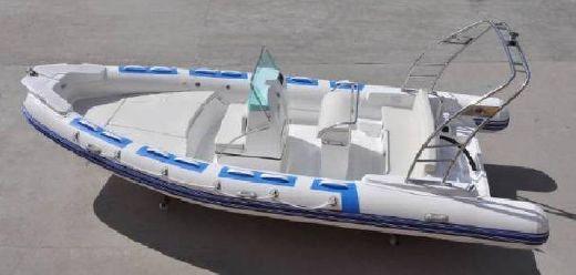 2009 Lianya Rib boat HYP 660