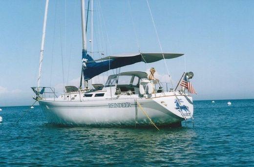 1984 Islander Peterson 40