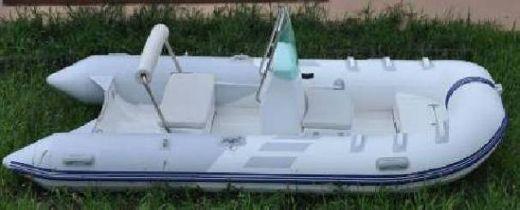 2009 Lianya Rib boat HYP360