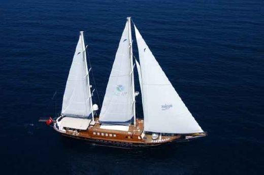 2005 Aegean Yacht Steel Gulet