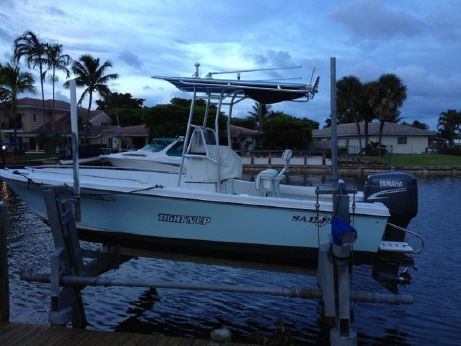 2003 Sailfish 21 CC