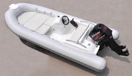 2000 Lianya Rib boat LY430