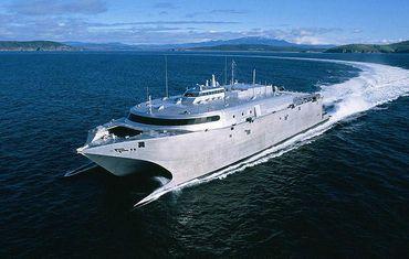 2003 Custom High Speed MPP Vessel