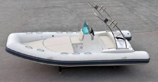 2000 Lianya Rib boat HYP480