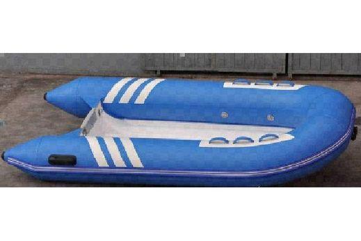 2000 Lianya Rib boat HYP270