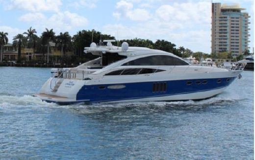 2008 Viking Princess Sport Cruiser V-65