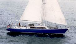 2000 Custom Sail Lien Hwa Designed by Ted Hood
