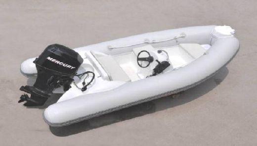 2000 Lianya Rib boat LY380