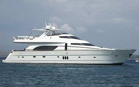 2002 Debirs Yachts 82 RPH