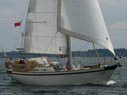 1994 Tradewind 35