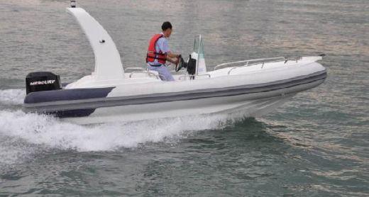 2000 Lianya Rib boat HYP580