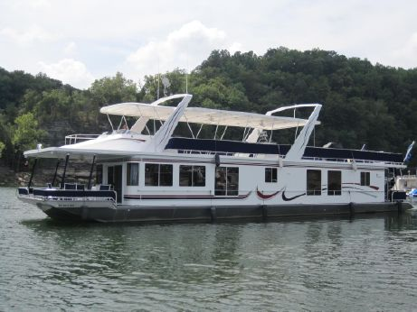 2006 17'x85' Sunstar Houseboat