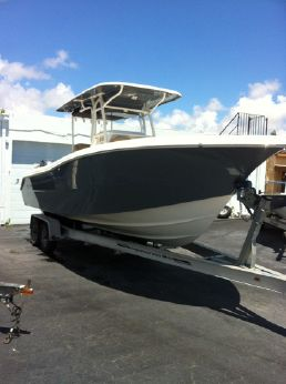 2017 Key West 261 Billistic Center Console
