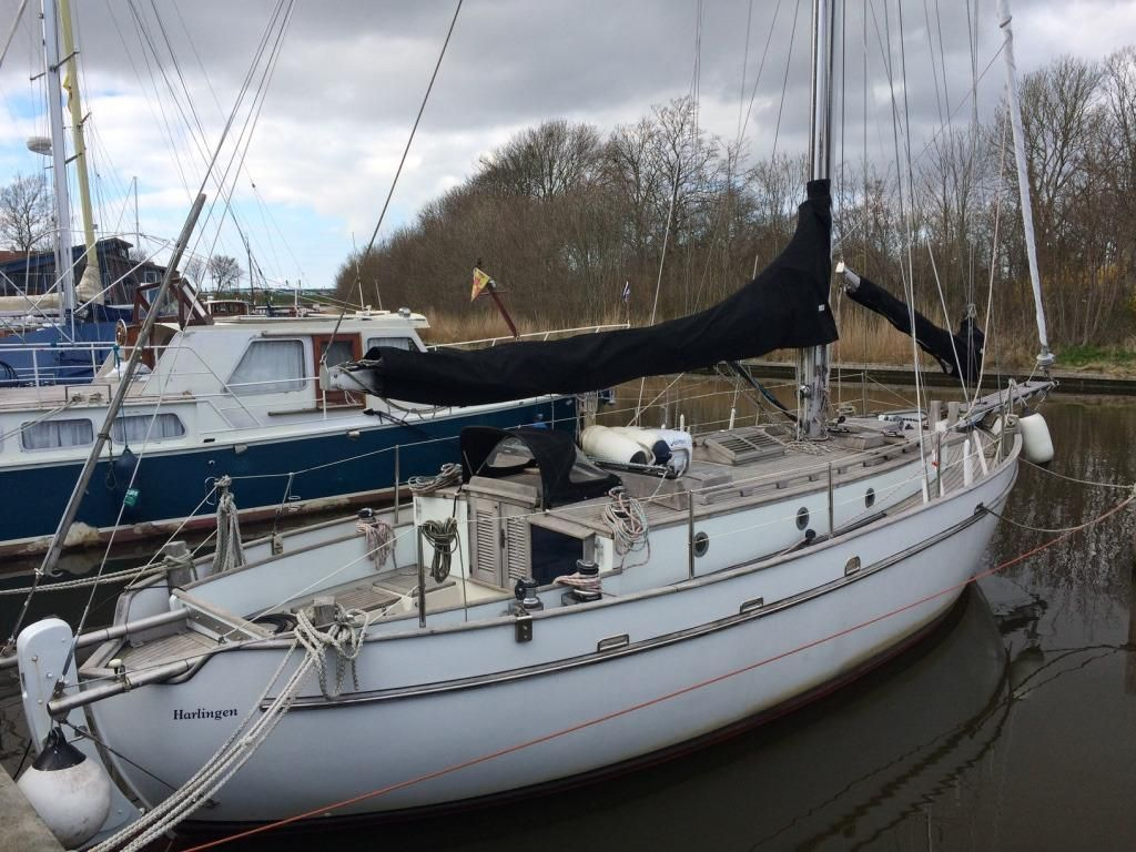 1977 Colin Archer Polar 35 Sail Boat For Sale - www.yachtworld.com