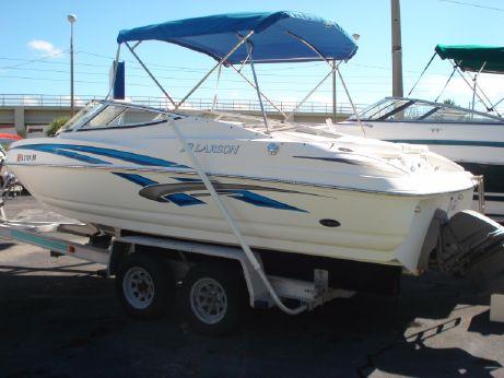 2008 Larson 206 Senza