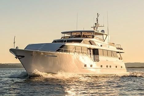 1998 Broward Motor Yacht