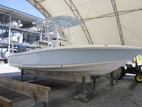 2017 Crevalle 24 Bay
