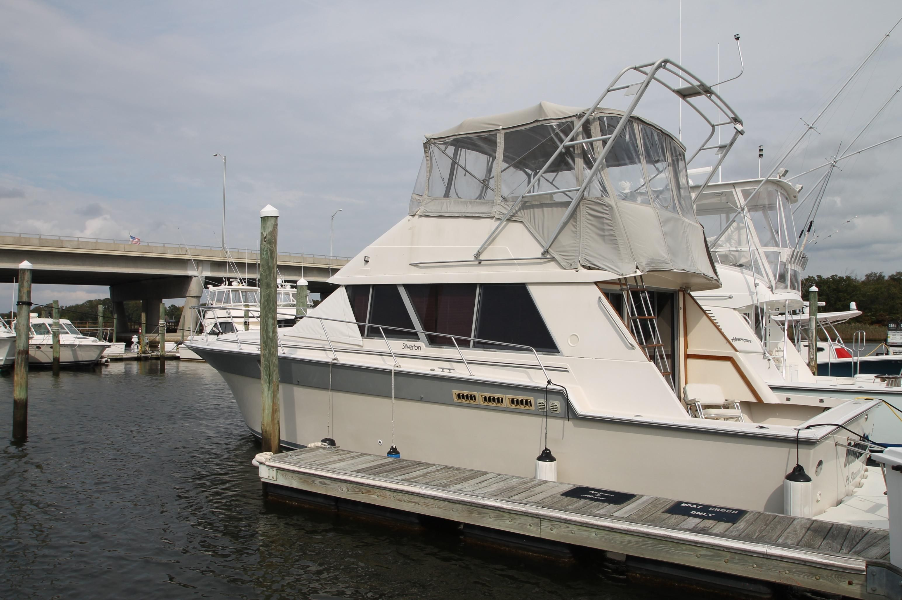 1988 silverton convertible power boat for sale www for The silverton