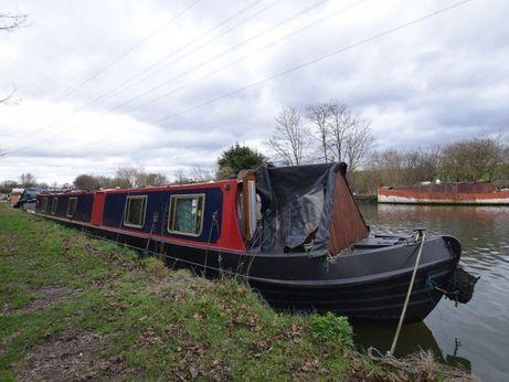 1997 Narrowboat 65ft Semi Trad