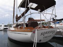 Photo of 30' Cape Dory Cutter