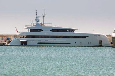 2014 Bilgin Tri-Deck Motor Yacht