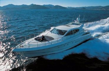 2006 Cantiere Navale Arno Leopard 24